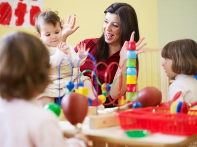 Betreuung in Kindertagesstätte