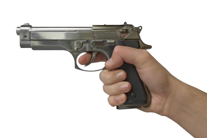 Entzug der Waffenerlaubnis