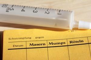 Masernimpfung