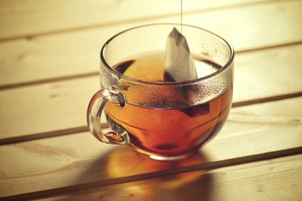 Irrefühung durch Teeverpackung
