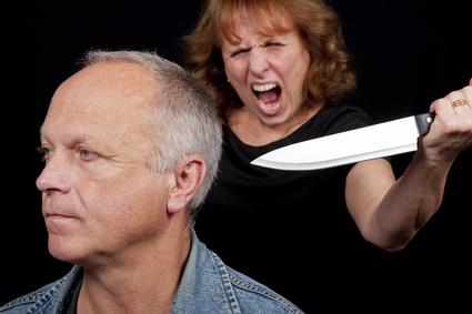 Schwere Körperverletzung nach Messerattacke