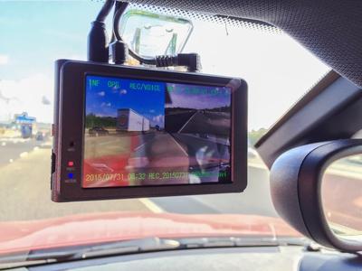 Umstrittene Dash-Cam-Aufzeichnungen