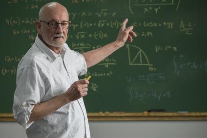 Lehrer fehlt unentschuldigt