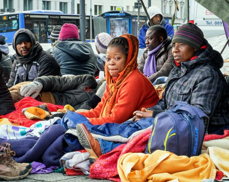 Frist für Asyl-Entscheidung