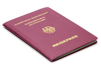 Reisepass der Bundesrepublik Deutschland